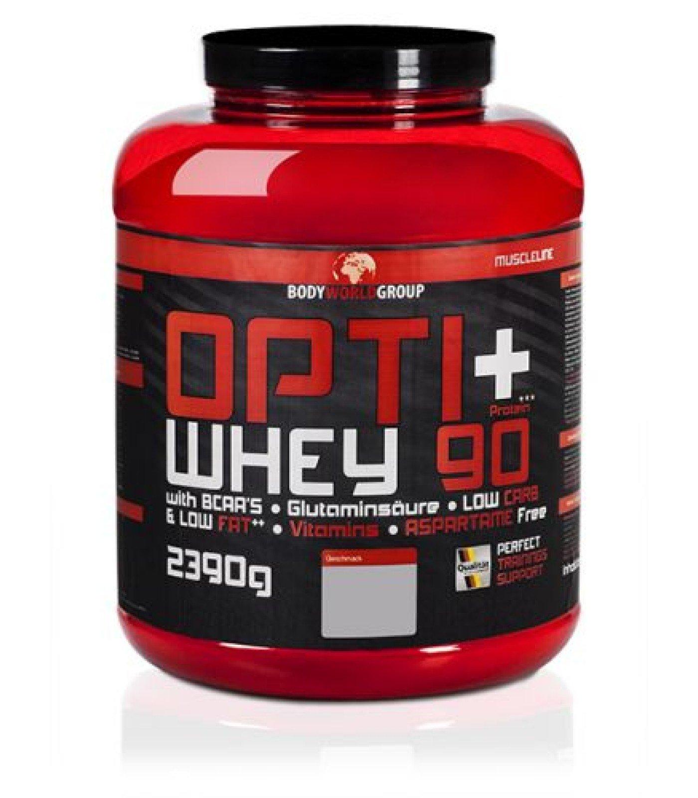 BWG - Opti+ Whey 90 Protein / 2390 gr