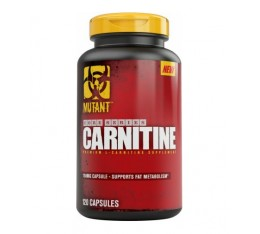 MUTANT - CARNITINE 750mg. / 120Caps