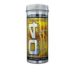 Cellucor - D4 / 120 caps Хранителни добавки, Отслабване, Фет-Бърнари