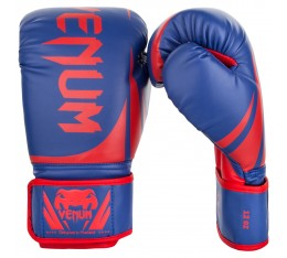 Боксови ръкавици - Venum Challenger 2.0 Boxing Gloves - Blue/Red​