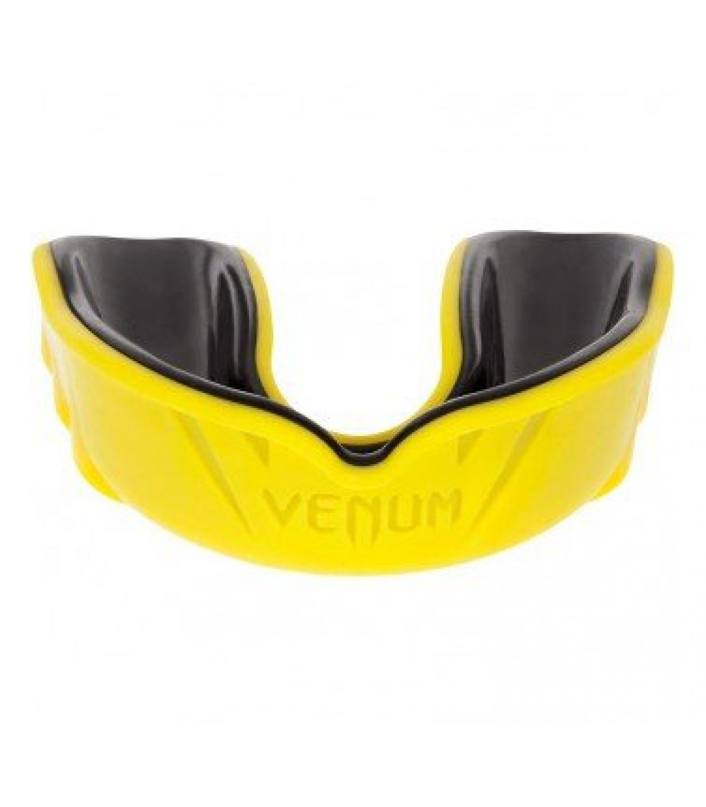 Протектор за уста - VENUM CHALLENGER MOUTHGUARD - Yellow/Black​