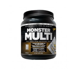 CytoSport - Monster Multi / 30 pak Хранителни добавки, Витамини, минерали и др., Мултивитамини