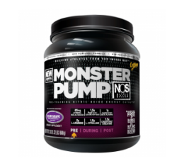 CytoSport - Monster Pump NOS / 456 gr