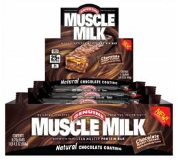 CytoSport - Muscle Milk Bar Box / 8 bars x 73 gr Хранителни добавки, Протеини, Протеинови барове и храни