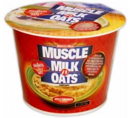 CytoSport - Muscle Milk 'n Oats / 78 gr Хранителни добавки, Протеини, Протеинови барове и храни
