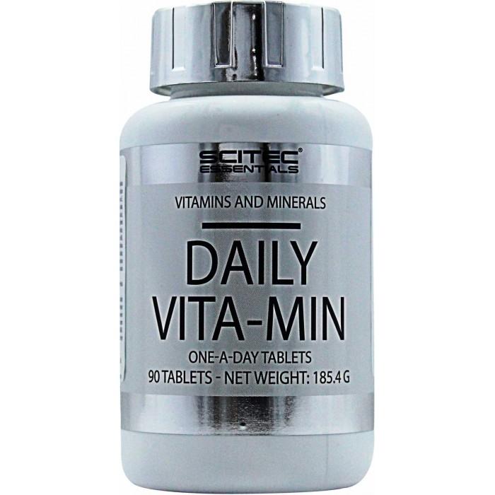 Scitec - Daily Vita-Min / 90 tab.