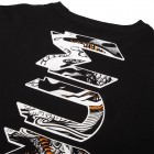 Тениска - Venum Giant X Dragon T-Shirt - Black / White​