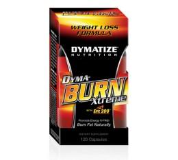 Dymatize - Dyma-Burn Xtreme / 120 caps Хранителни добавки, Отслабване, Фет-Бърнари