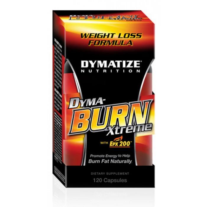 Dymatize - Dyma-Burn Xtreme / 120 caps