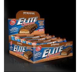 Dymatize - Elite Gourmet Protein Bar Box / 6 x 42 gr Хранителни добавки, Протеини, Протеинови барове и храни