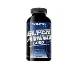 Dymatize - Super Amino 6000 / 180 caps Хранителни добавки, Аминокиселини, Комплексни аминокиселини