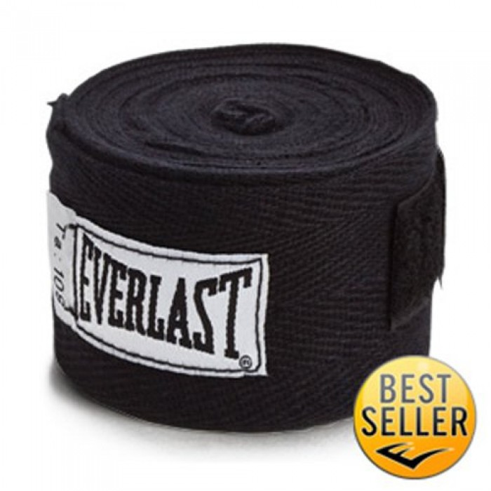 Everlast - Бинт черен - 2.75 метра