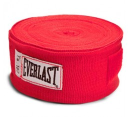 Everlast - Бинт червен - 4.6 метра (RED)