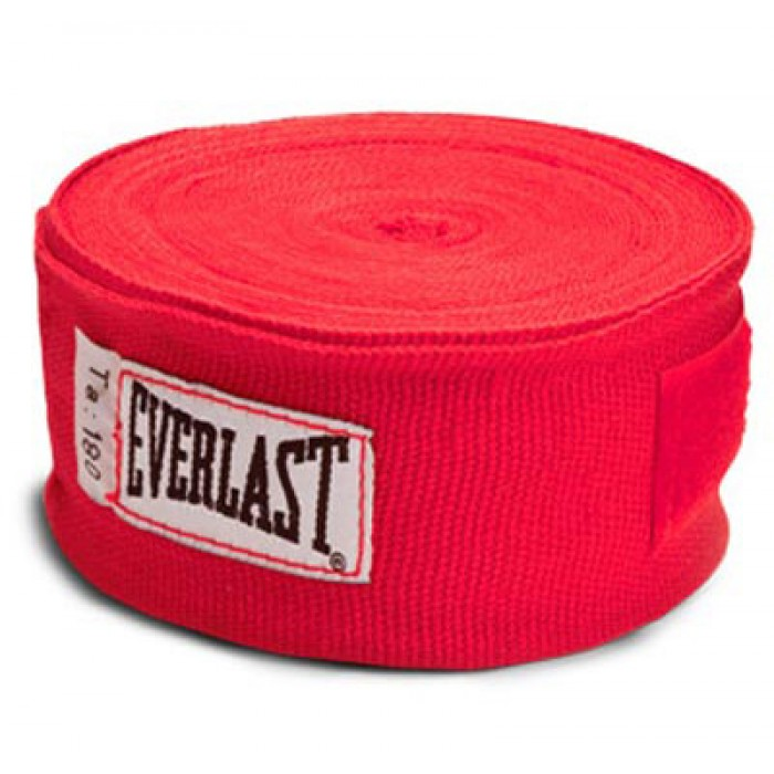 Everlast - Бинт червен - 2.75 метра (RED)