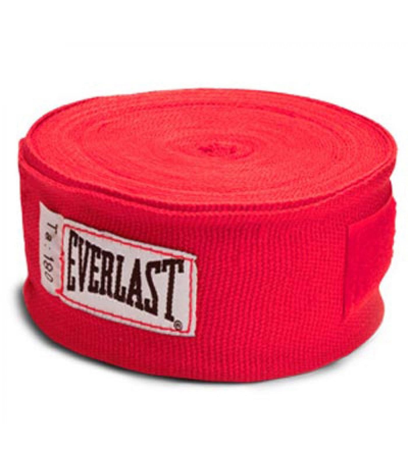Everlast - Бинт червен - 3.05 метра (RED)