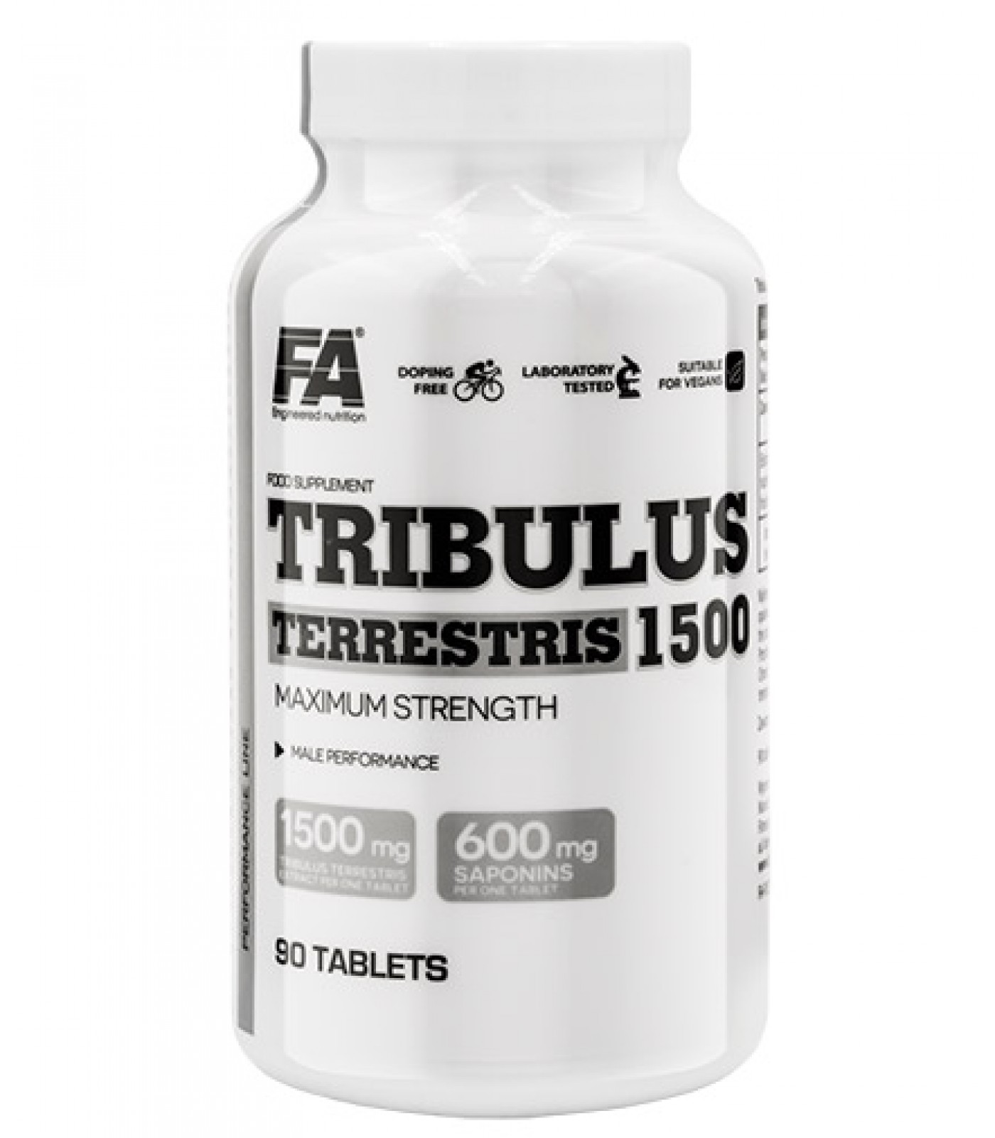 FA Nutrition - Tribulus Terrestris 1500 / Maximum Strength / 90 tab
