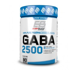 Tested Nutrition - Tested GABA 120 caps.