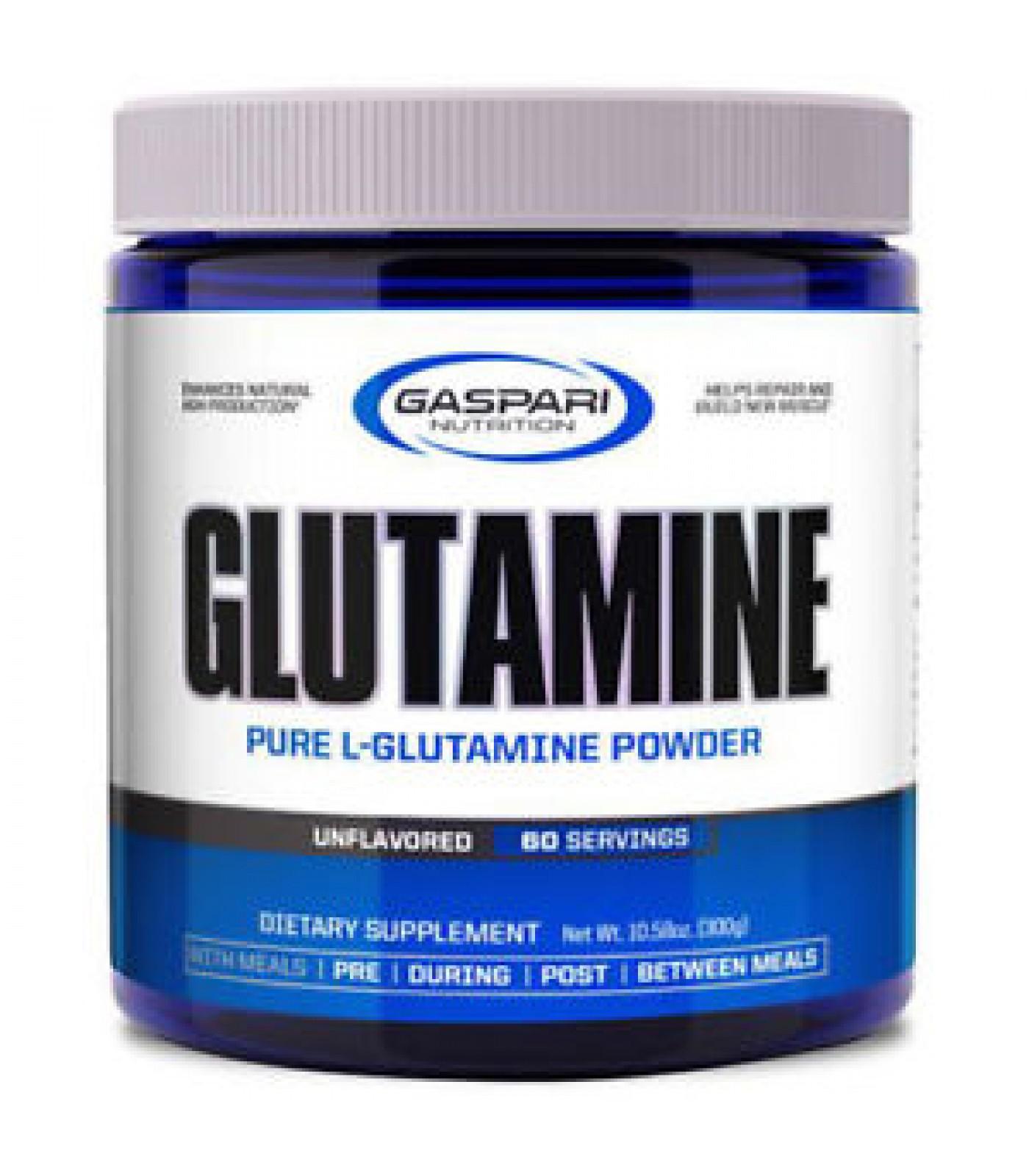 Gaspari - Glutamine / 300 gr