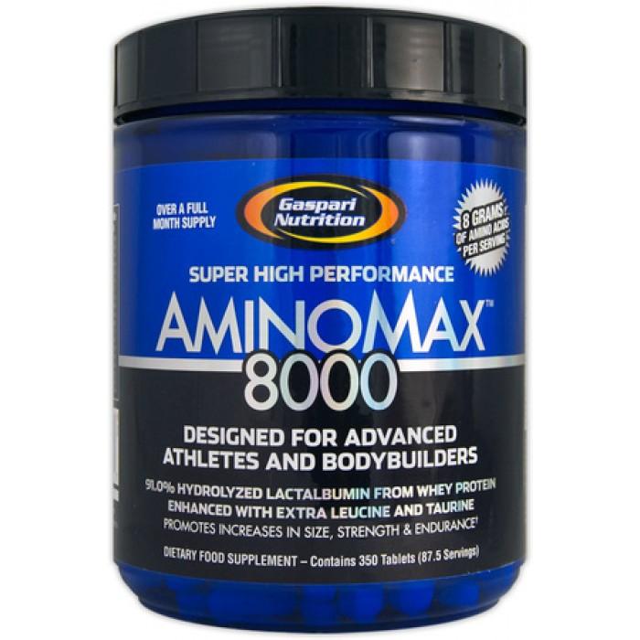 Gaspari - AminoMax 8000 / 350 tab.