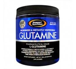 Gaspari - Glutamine / 300 gr Хранителни добавки, Аминокиселини, Глутамин