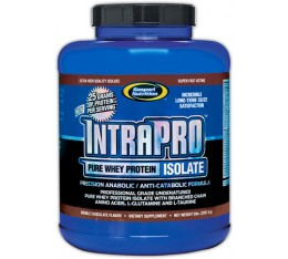 Gaspari - IntraPro / 2300 gr Хранителни добавки, Протеини, Суроватъчен протеин