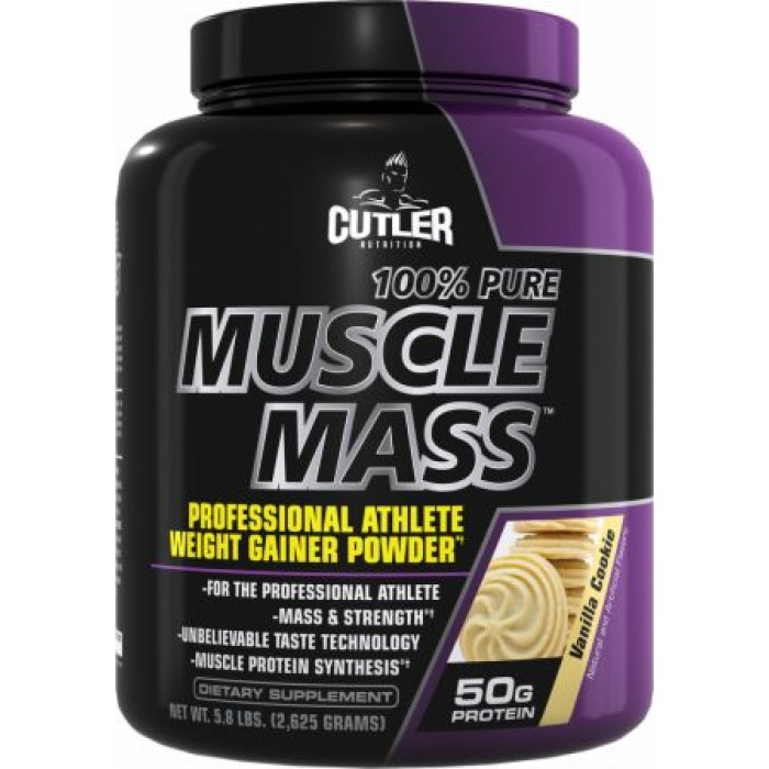 Jay Cutler Elite Series - Pure Muscle Mass / 2625 gr.