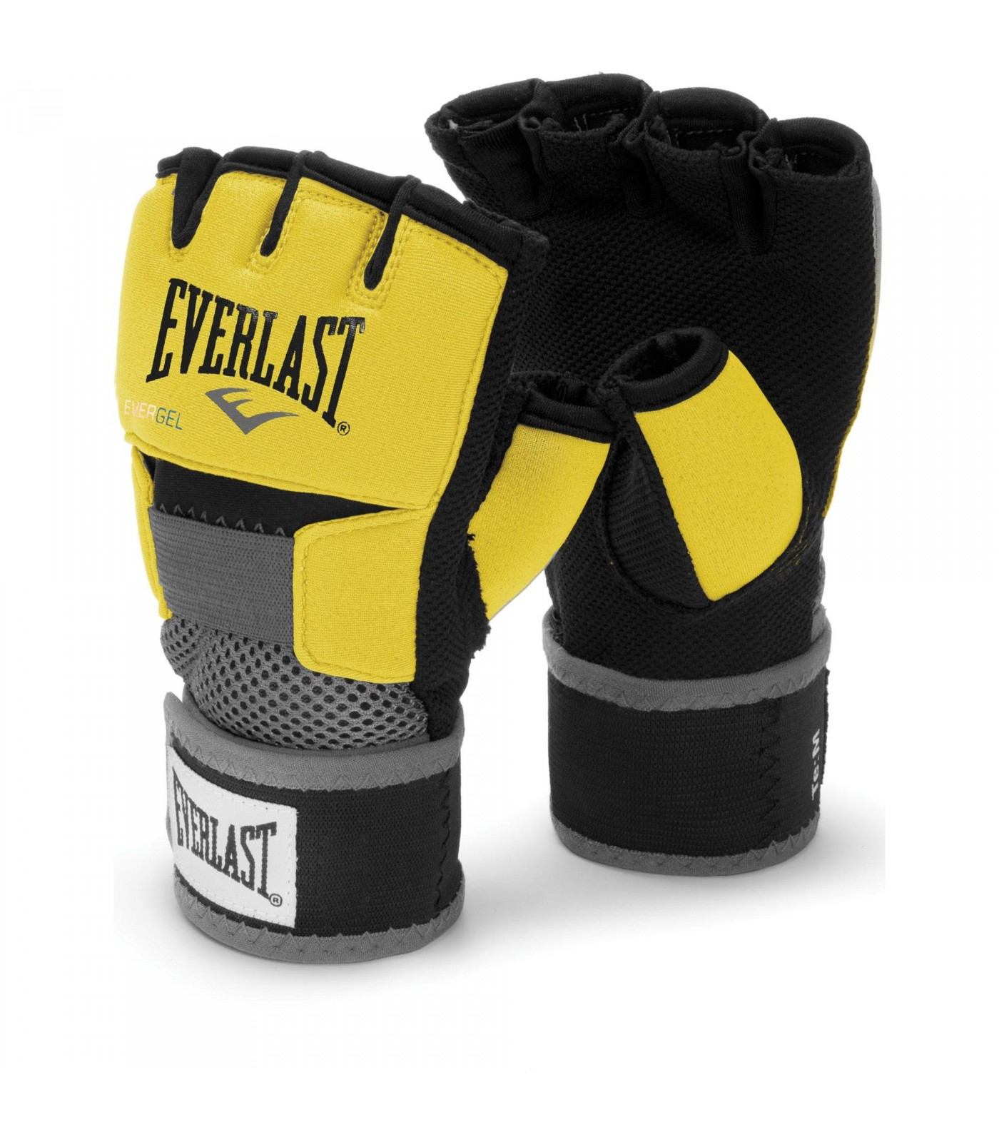 Everlast - Вътрешни ръкавици - Evergel Glove Wraps​ / Yellow