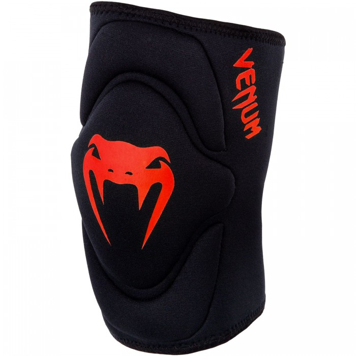 Наколенки - Venum Kontact Gel Knee Pad - Black/Red​