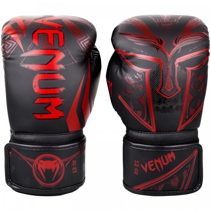 Боксови ръкавици - Venum Gladiator 3.0 Boxing Gloves - Black/Red​