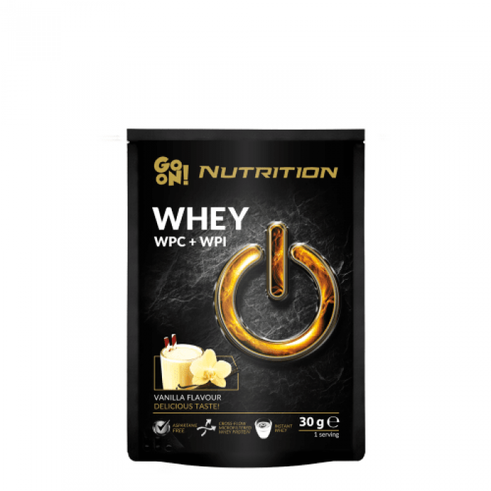 Go ON -  Whey Protein / 30g - доза​