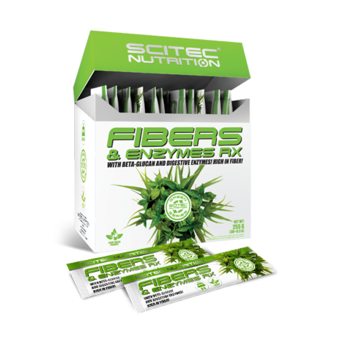 Scitec - Fibers & Enzymes Rx BOX 30x8,5g​