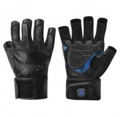 Harbinger - FlexFit Classic с накитници - черно/син цвят Фитнес аксесоари, Мъжки ръкавици за фитнес