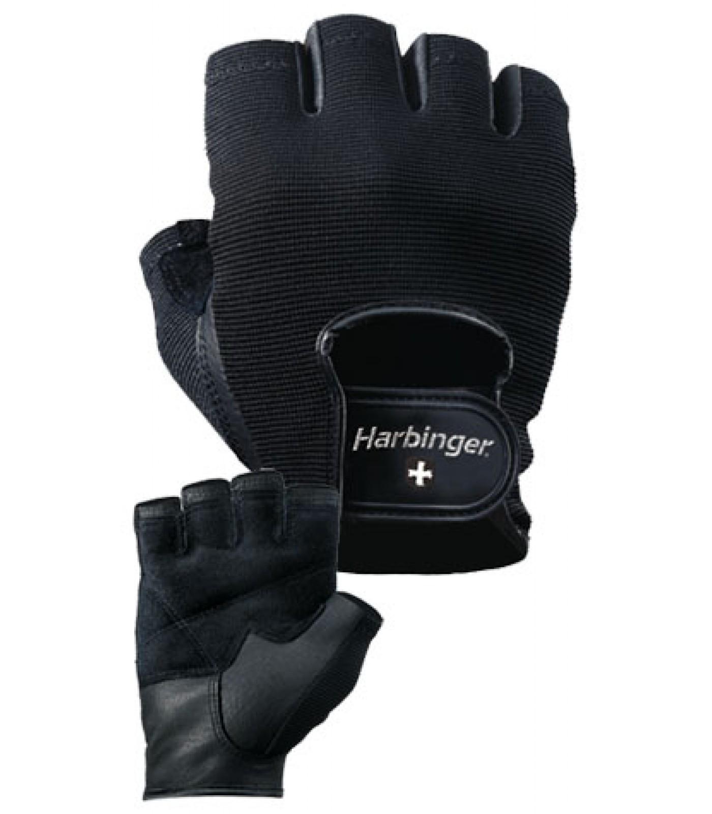 Harbinger - Фитнес ръкавици Power - черен цвят