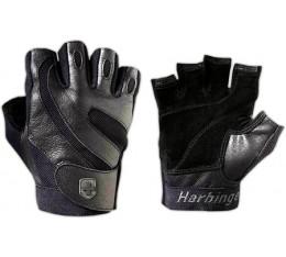 Harbinger - Фитнес ръкавици Pro - черен цвят Мъжки ръкавици за фитнес