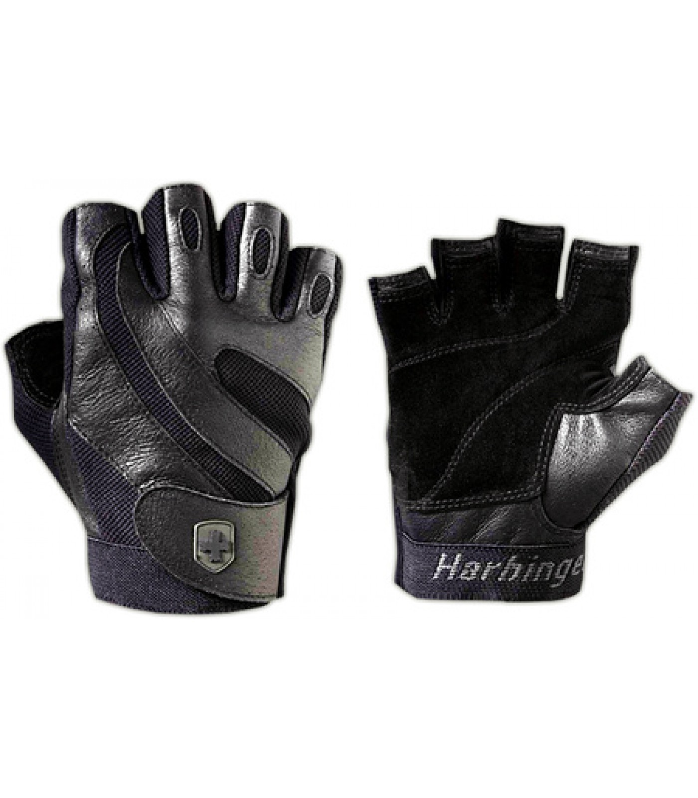 Harbinger - Фитнес ръкавици Pro - черен цвят