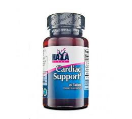 Haya Labs - Cardiac Support / 30 tab Хранителни добавки, Здраве и тонус