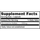 Haya Labs - Glucosamine Sulfate 500mg / 90 caps