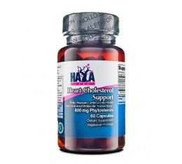 Haya Labs - Heart-Cholesterol Support (Phytosterols 400mg) / 60 caps Хранителни добавки, Здраве и тонус