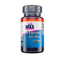 Haya Labs - Pygeum For Men 100mg / 60 softgel caps Хранителни добавки, На билкова основа