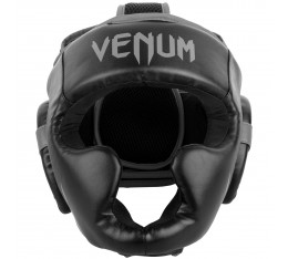 Протектор за глава / Каска / - VENUM CHALLENGER 2.0 HEADGEAR - BLACK / GREY​ Протектори за глава