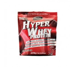 Hyper Strength - Hyper Whey / 2270 gr