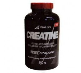Isatori - Creatine / 200 gr Хранителни добавки, Креатинови продукти, Креатин Монохидрат