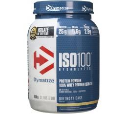 Dymatize - ISO 100 / 900 гр. Хранителни добавки, Протеини, Суроватъчен протеин