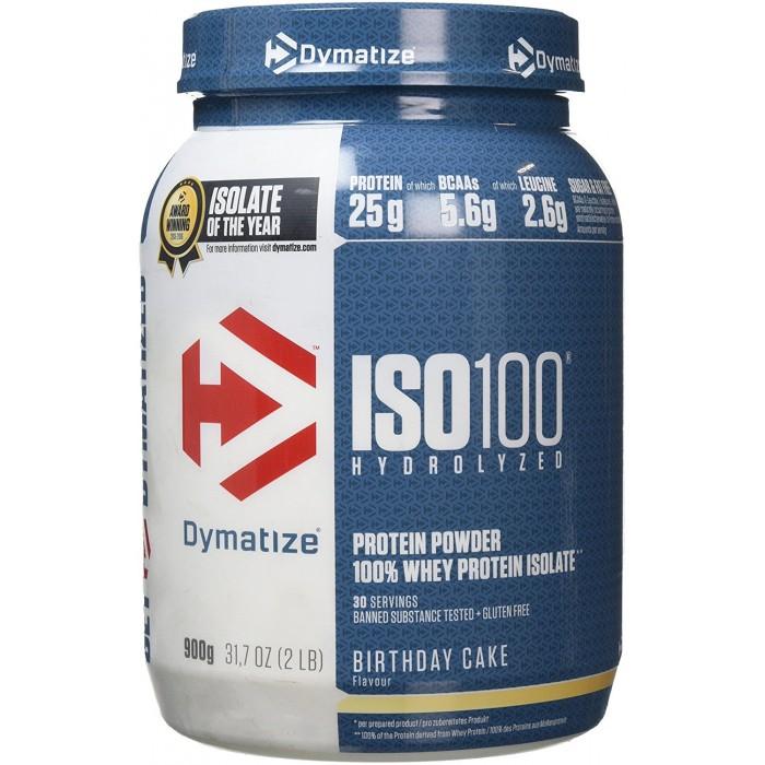 Dymatize - ISO 100 / 900 гр.
