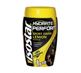 Isostar - Hydrate & Perform Powder / 400gr Хранителни добавки, Енергийни продукти