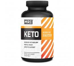 MRI - Keto / 120 softgels Хранителни добавки, Витамини, Отслабване, Кофеин, Рибено масло