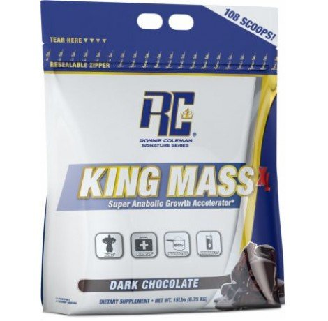 Ronnie Coleman - King Mass XL / 6750 gr.