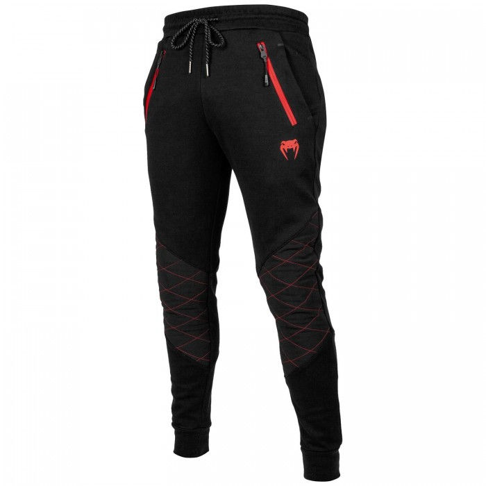 Спортен панталон - Venum Laser 2.0 Joggings - Black/Red​