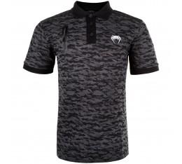 Тениска - Venum Laser Polo - Dark Camo Тениски