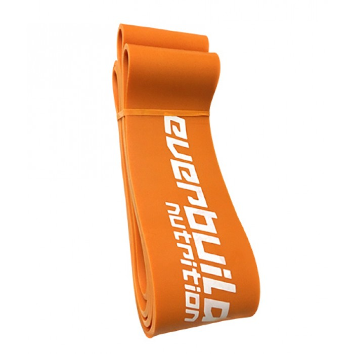 Ластик - EVERBUILD Latex Resistance Band / Orange (175-230LB / 79-104KG.